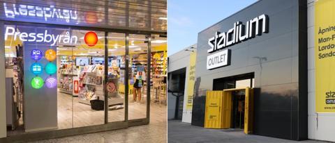 Två rikstäckande butikskedjor byter till Securitas larmcentral