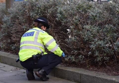 More than 800 arrests during Met's Operation Sceptre week