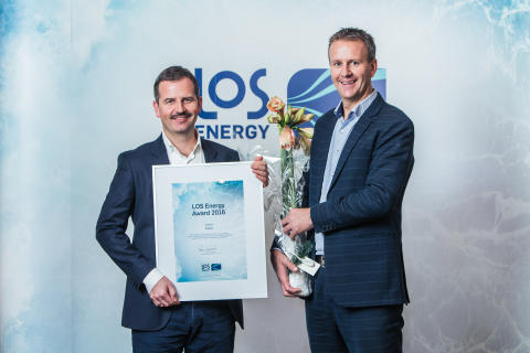 LOS Energy Award 2016