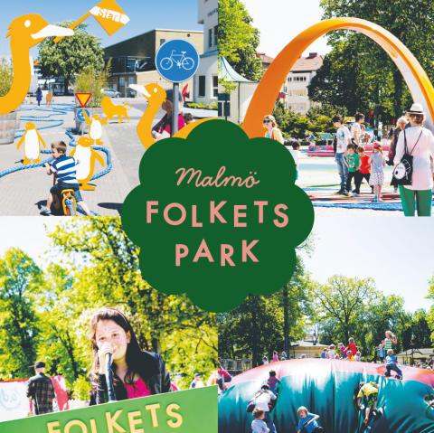 Första sommaren utan tivoli i Folkets Park.
