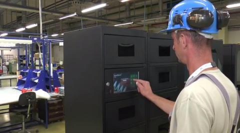SaveRent - maskinen för dygnet-runt-utlåning