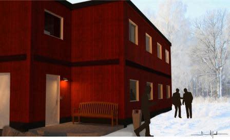 Zenergy AB erbjuder klimatsmarta studentbostäder.