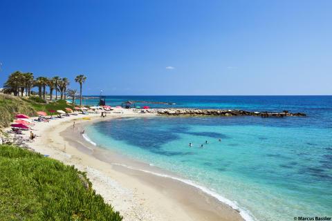 Kyproksen uimavedet jälleen Euroopan puhtaimmat