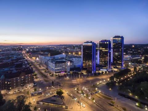 Gothia Towers officiell partner till Scandinavian Invitation