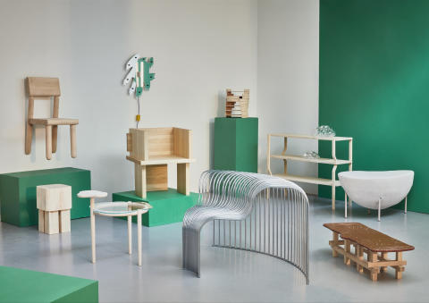 Beckmans College of Design at Milan Design Week 2019