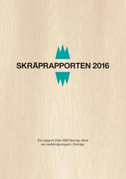 Skräprapporten 2016