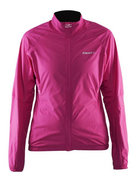 Velo wind jacket (dam) i färgen smoothie. Rek pris 800 kr.