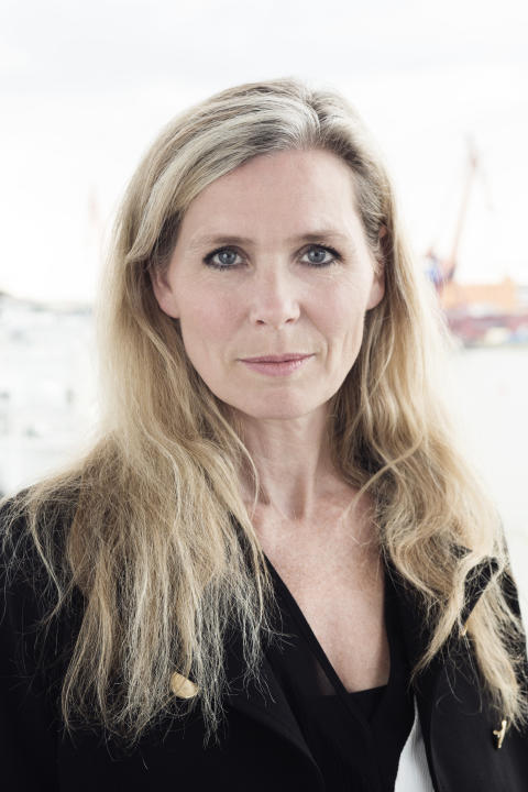 Katrín Hall, Artistic Director Dance at GöteborgsOperans Danskompani