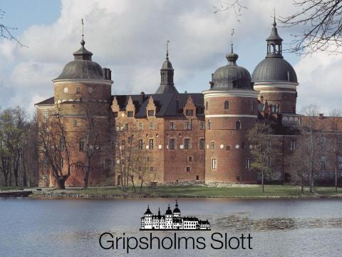 Höstens föredrag på Gripsholms slott