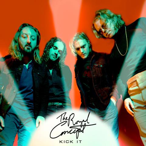 """Kick It"" är The Royal Concepts nya singel!"