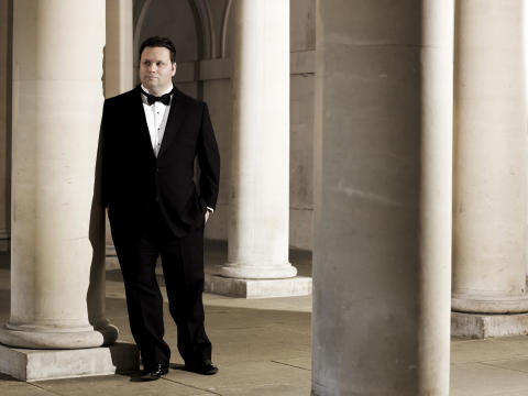 Paul Potts - pressbild