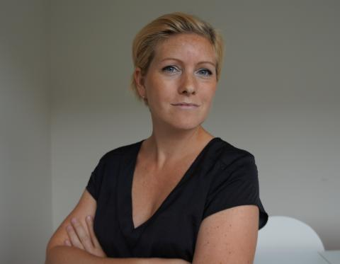 Kristina Juhlin ny VD på Amnet Sverige