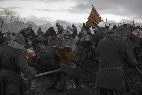 Scotland on Screen: Outlaw King