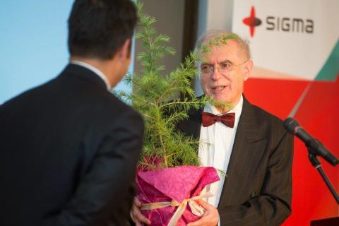 Sigma Technology sponsors Gran Prize 2016 Award Ceremony