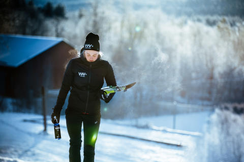 Vitamin Well+ blir en del av Svenska Skidspelen