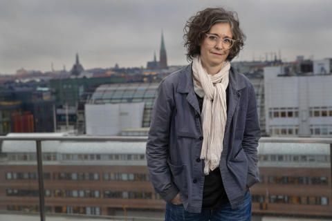 Jenny Svenberg Bunnel, nominerad i kategorin Årets Förnyare 2018