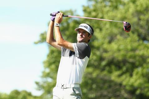 Bubba er back on track i Greenbrier på C More Golf
