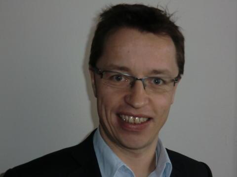 Øistein Mjærum i Røde Kors