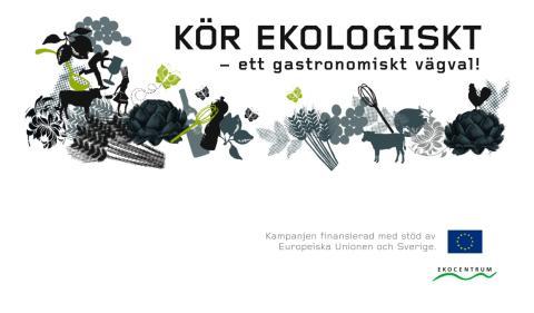 Pressträff för ekologisk roadshow på Gunnebo Slott 4/9 kl 14.00