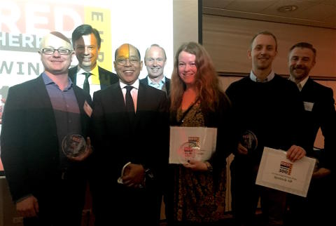 Umbilical Design chosen as a 2016 Red Herring Top 100 Europe Winner