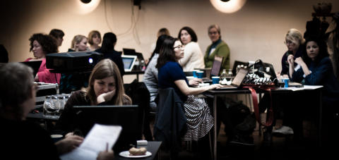 Geek Girl Wordpress Meetup