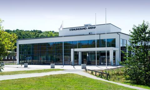 Invigning av Stenungsund arena