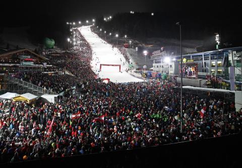 Vinterns stora happenings i Alperna
