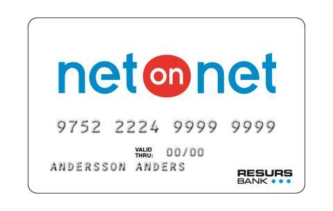 """Resurs Bank partner NetOnNet får utmärkelsen """"Årets e-handel"""""""