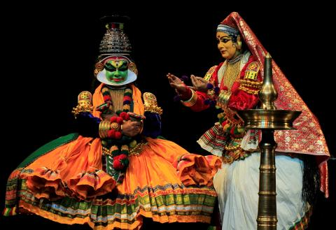 Kathakalidans frå India_MG_8701