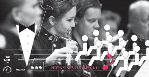 Unge musikk-talent spelar med Sjøforsvarets Musikkorps