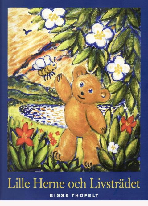 Filosofisk och färgstark bilderbok för barn och vuxna