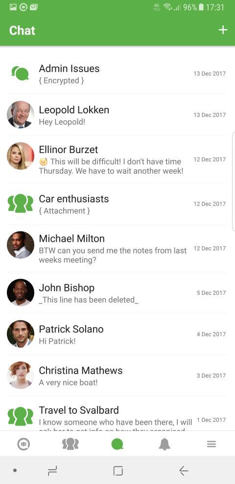 Idka App Chats