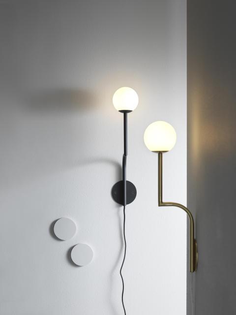 Mobil walllamp item no. 510215, 510218