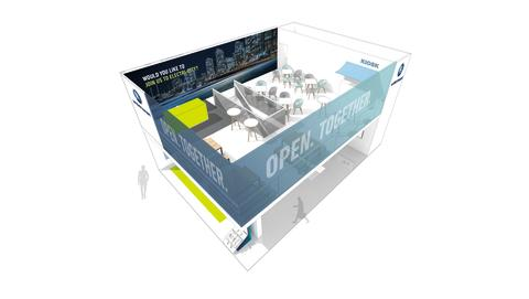 Open.Together: the BPW Group is showcasing itself as a partner for digitisation and networking at 'transport logistic' trade show
