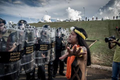 Oprindelige folk går en endnu hårdere tid i møde efter valget af Brasiliens nye præsident