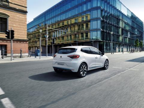 2020 - Nya Renault CLIO E-TECH