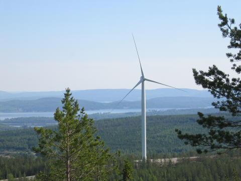 Tre vindkraftparker byggs i Värmland/Bohuslän