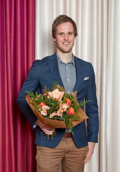 Umeåstudent vinner 50 000 kronor i Stora FM-priset