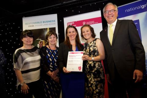 BiTC awards Health for Life