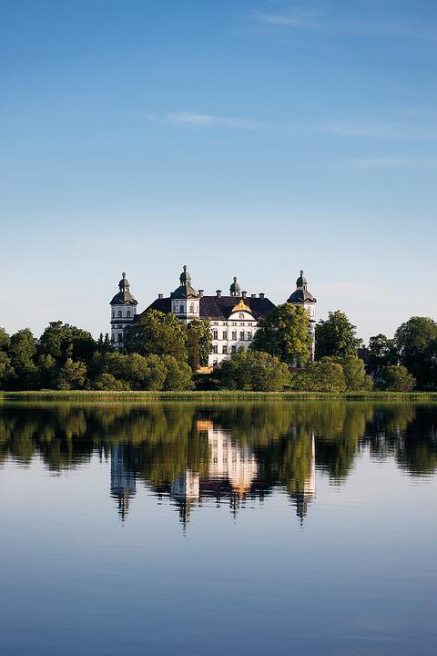 Skoklosters slott  – utflyktsmål i sommar