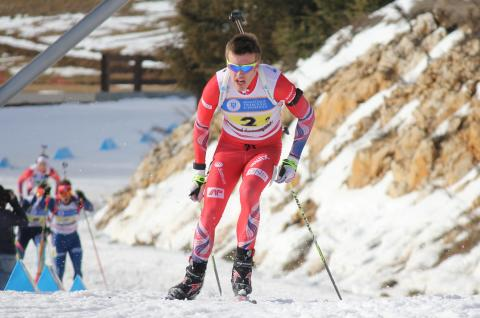 Lars Gunnar Skjevdal,stafett junior menn,junior-vm2016