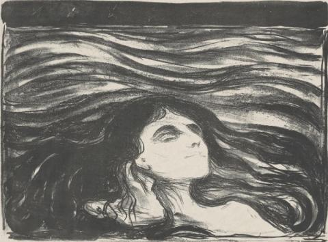 New works by Munch at Avinor Oslo Airport
