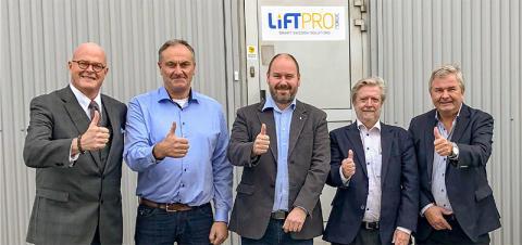 EdmoLift och LiftPro Nordic upprättar strategiskt samarbete