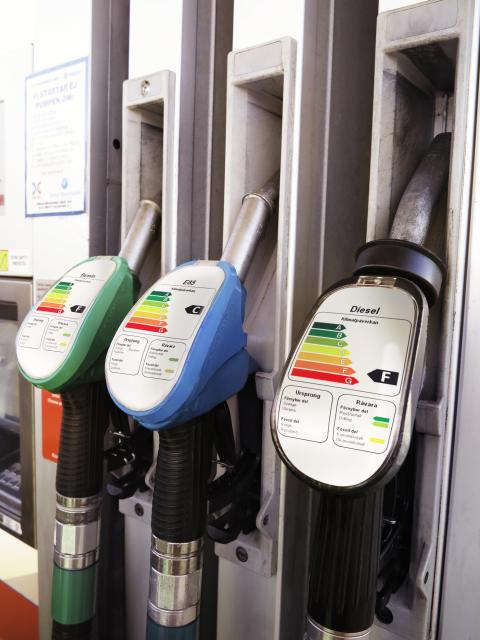 Ny rapport från Gröna Bilister jämför klimatpåverkan hos alla drivmedel i Sverige