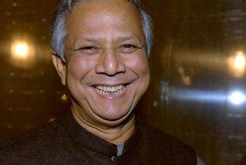 Nobelpristagare besöker Kommendanthuset – idélab hållbar utveckling