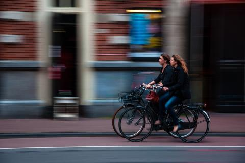 Piteå kommun uppmärksammar hållbara resenärer