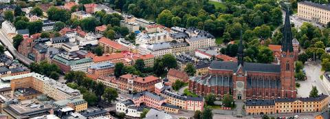 Stor prisvariation på Uppsalas bostadsmarknad