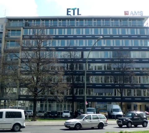 Unser ETL-Haus in Berlin City-West