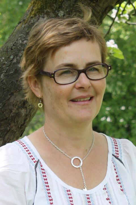 Annika Olsson - verksamhetsansvarig för Livsmedelsförpackningar i Skånes Livsmedelsakademi
