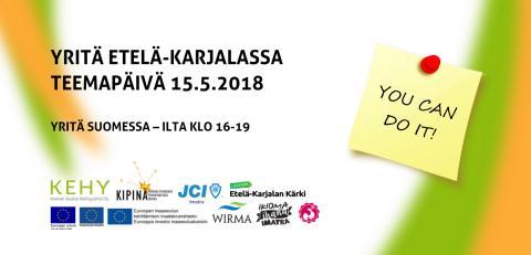 Yritä Etelä-Karjalassa -teemapäivä (ilta)